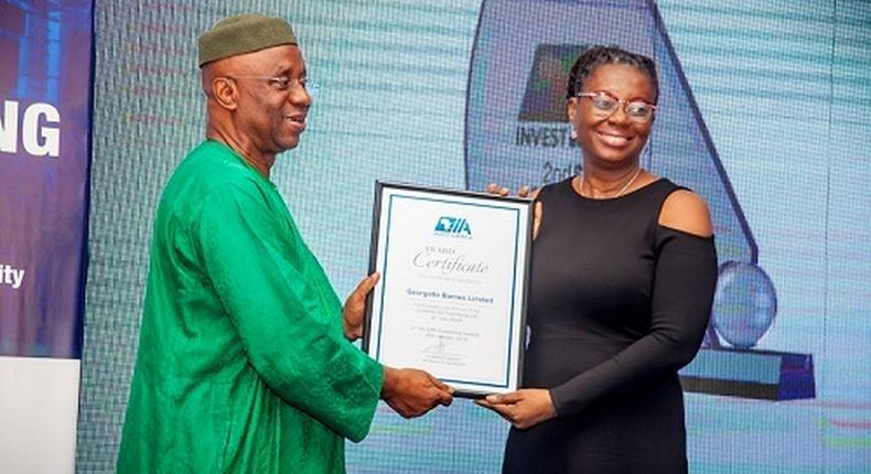 Women giving men competition in Africa: Ghana's Georgette Barnes Sakyi-Addo elected President of Africa Women in Mining