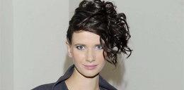Oryginalna fryzura Malinowskiej