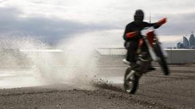 Vin Diesel uczy się ostrej jazdy na motocyklu