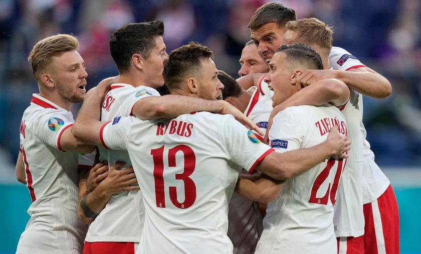 Polska reprezentacja rozegrała swój pierwszy mecz na Euro 2020.