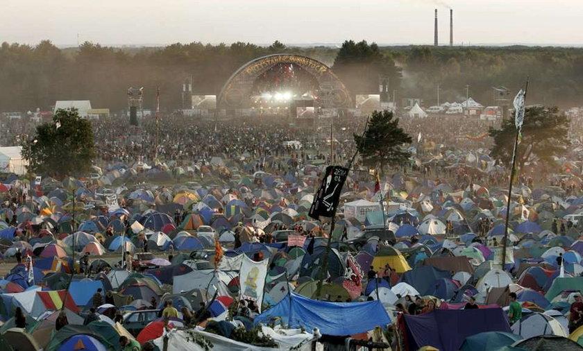 Bomba na polu na Przystanku Woodstock!
