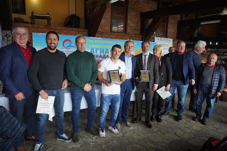 Srpska federacija kompanijskog sporta