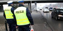 Trudne warunki na drogach. Policja apeluje o rozwagę