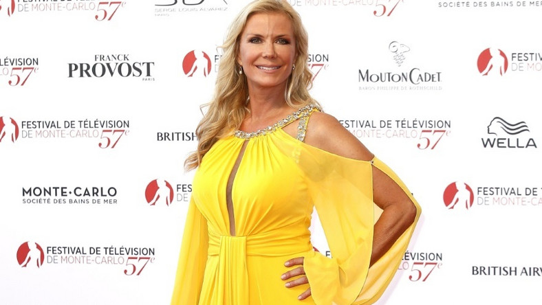 Aktorka pojawiła się wczoraj na ceremonii otwarcia festiwalu telewizyjnego w Monako...