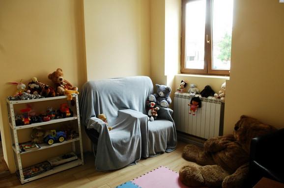 Prostorija za kontrolisano viđanje sa decom