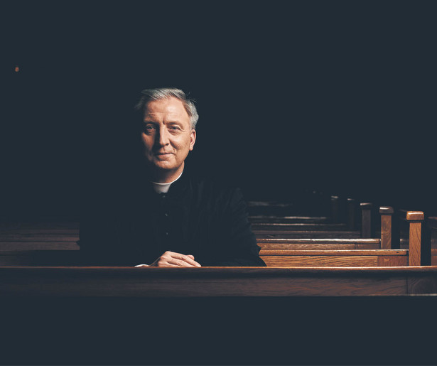 Franciszek Jakub Longchamps de Bérier ksiądz, profesor nauk prawnych, kierownik Katedry Prawa Rzymskiego na WPiA Uniwersytetu Jagiellońskiego