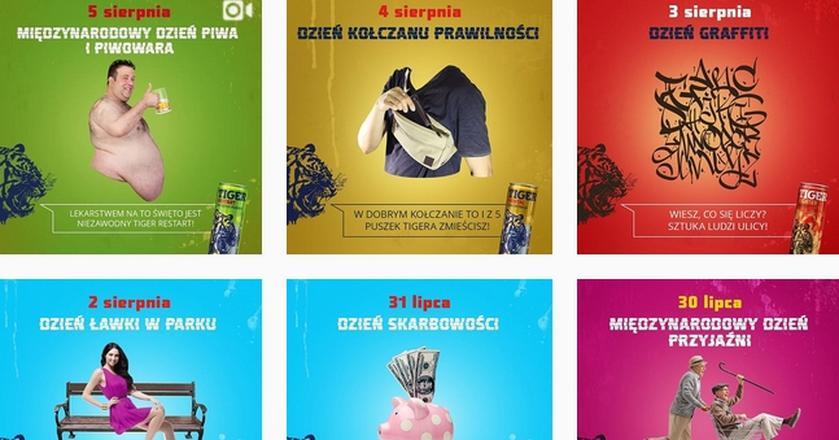 """Producent Tigera """"sprząta"""" po skandalu z grafiką na 1 sierpnia"""