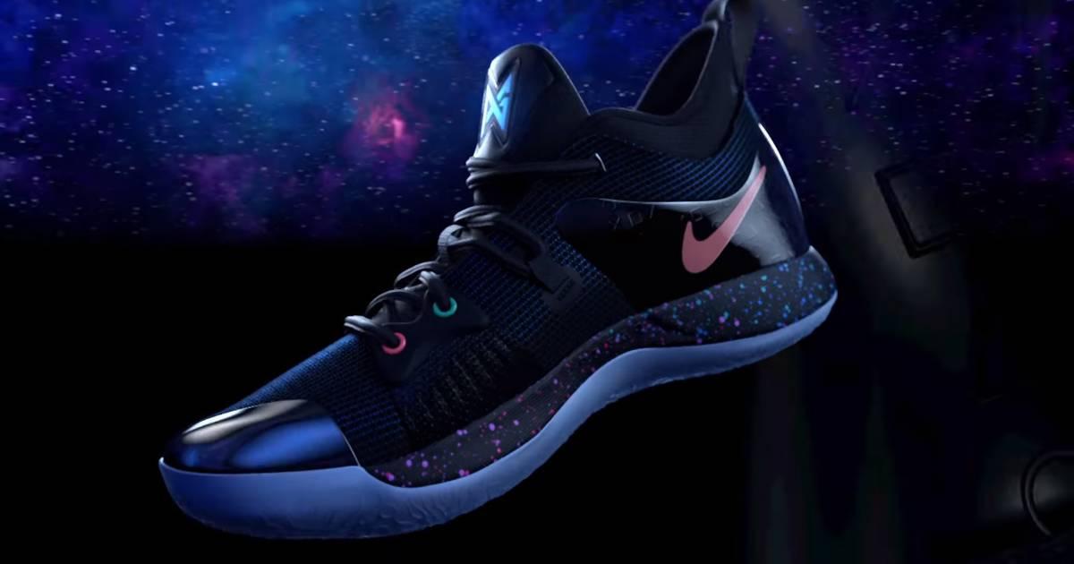 Nike, Sony i Paul George zrobili buty PlayStation Colorway