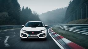 Honda Civic Type R z rekordem na Nürburgringu