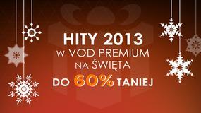 Filmowe święta w VoD.pl - do 60% taniej!