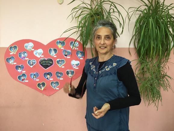 Branka Davidović, učiteljica koja je pokrenula divnu akciju