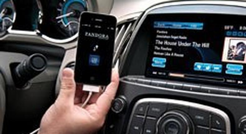 Connect your phone to your car