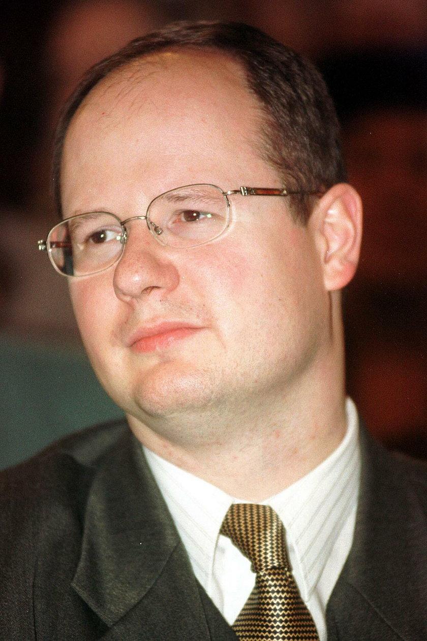 Paweł Adamowicz († 53 l.)