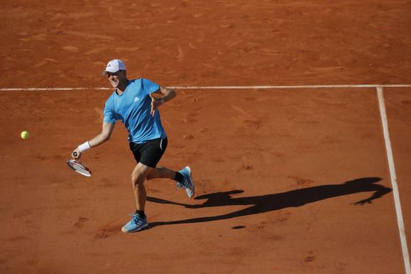 Dominik Tim je sledeći rival Novaka Đokovića na Rolan Garosu