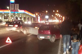 Sudar Trgovačka ulica Beograd