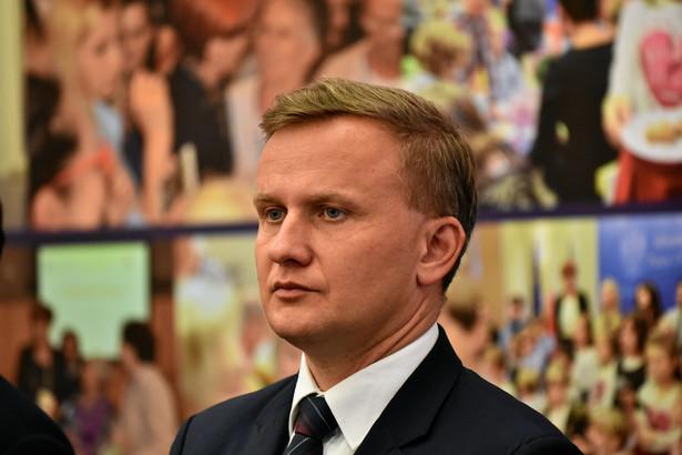Bartosz Marczuk, wiceprezes PFR