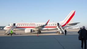 """Embraer 175 - polski """"Air Force One"""" przynajmniej do 2017 roku"""