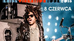 Lenny Kravitz wystąpi w Polsce