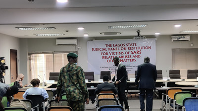 Senior Army officers who gave orders at Lekki Toll Gate shooting of EndSARS protesters ignore judicial panel