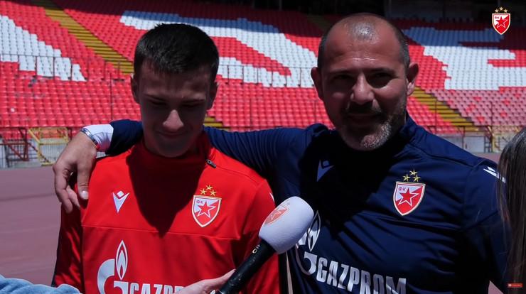 Aleksandar i Dejan Stanković