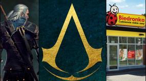 100 sekund z grami: 41-latek aresztowany za handel kontami na Allegro, zapowiedzi Ubisoftu i promocja na gry w Biedronce