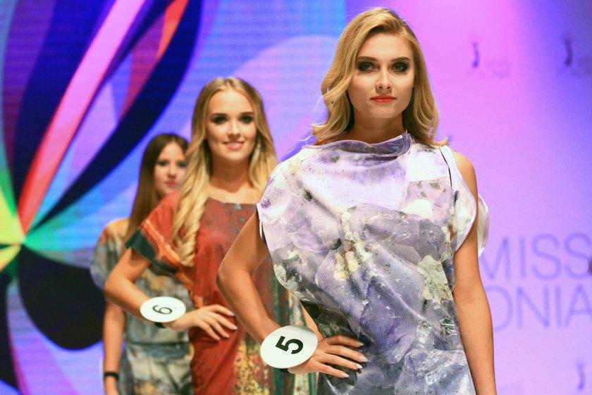 Miss Polonia wojewodztwa łódzkiego.