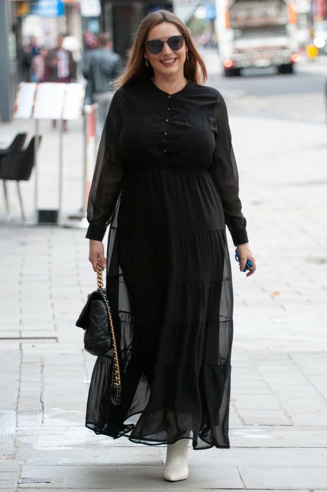 Keli Bruk danas u Londonu