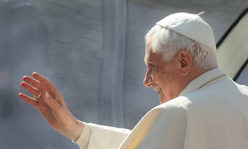 Papież: czas jest przepełniony złem i cierpieniem