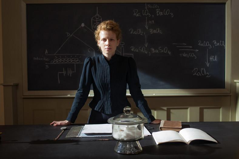"""""""Maria Skłodowska-Curie"""" (2016)"""