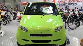 Romet 4E: nowe auto z Polski
