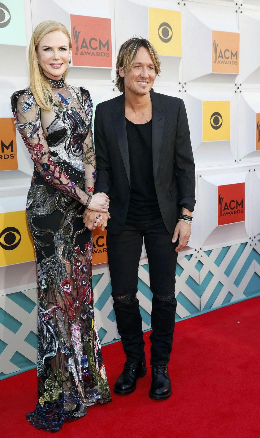 Nicole Kidman i Keith Urban