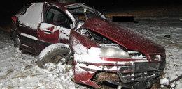 Tragedia na Podlasiu. 23-latek zginął na drodze