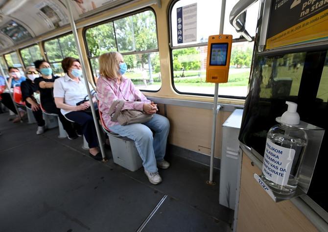Javni prevoz u Zagrebu ovog meseca