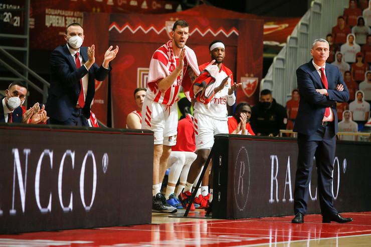 KK Crvena zvezda, KK Barselona