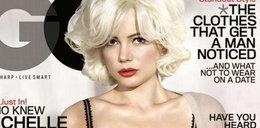Nowa Marilyn Monroe prawie nago