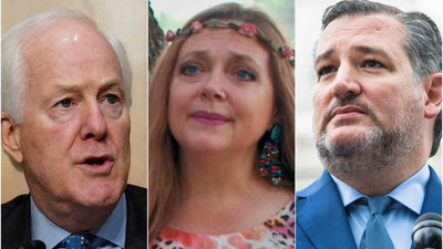 Carole Baskin blamed Sens. Ted Cruz and John Cornyn for a tiger that got loose in Texas