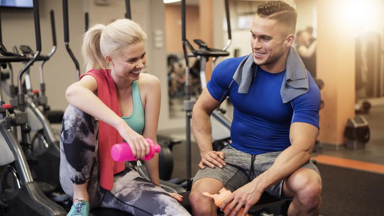 Strony randkowe fitness