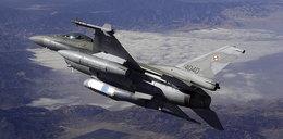 Polskie F-16 lecą na wojnę. Skończy się katastrofą?