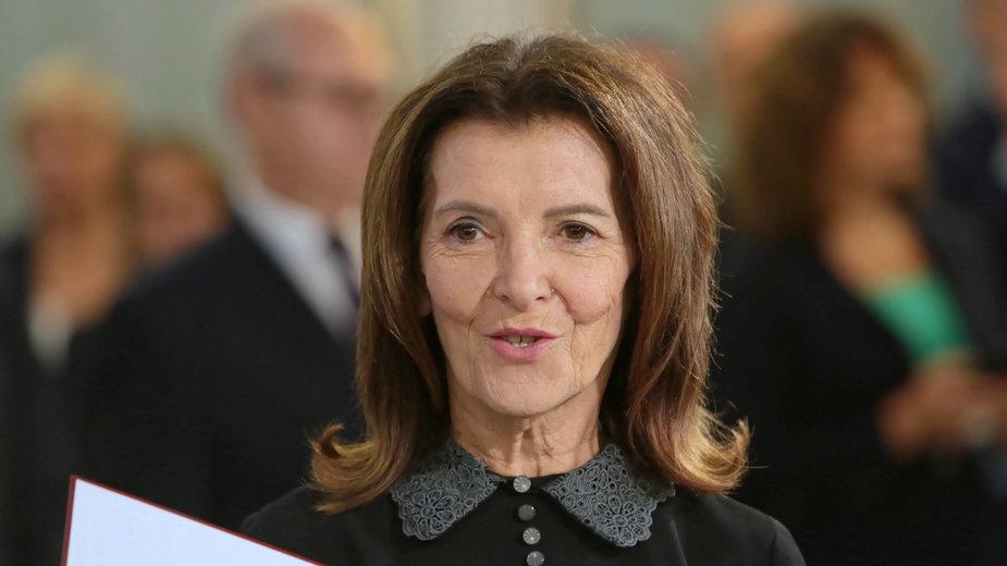 Posłanka PiS Teresa Hałas