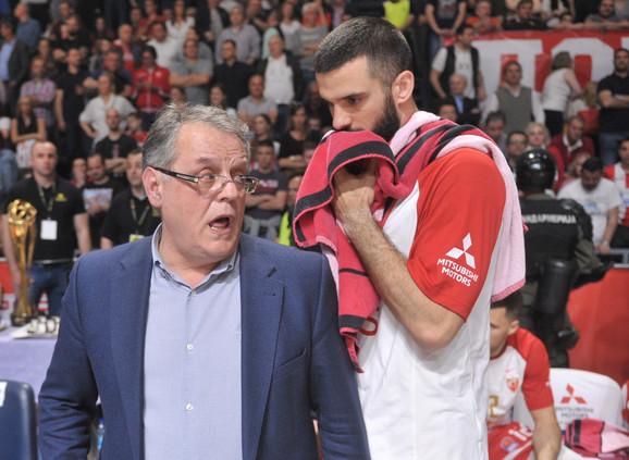 Nebojša Čović i Branko Lazić