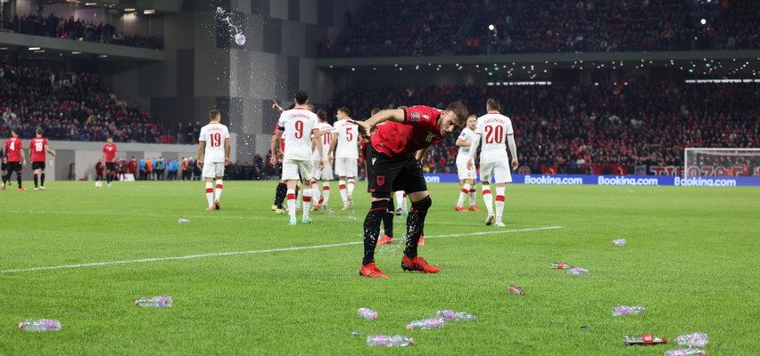"""Szokujące oświadczenie po meczu Polska-Albania. """"Polscy kibice znani są z takich zachowań"""""""
