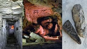 Rezerwat Krzemionki Opatowskie. Kopalnie krzemienia sprzed 5000 lat