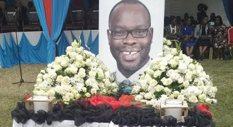 Kibra MP Ken Okoth's funeral to take place on condition that 4-year-old Jayden Okoth is allowed to attend