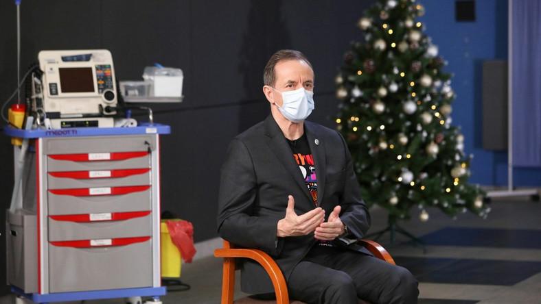 Tomasz Grodzki PAP/Leszek Szymański