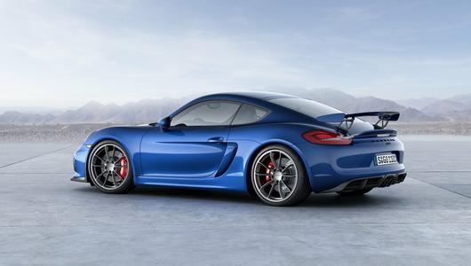 Porsche 718 GT4 – nie będzie turbo?