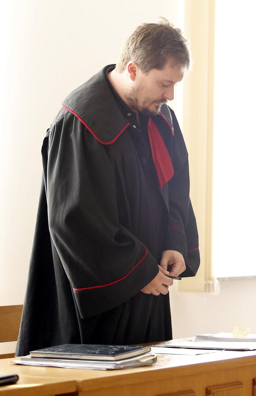 Prokurator Grzegorz Sobik