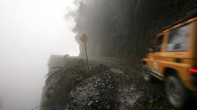 El Camino de la Muerte, czyli z górki na pazurki najniebezpieczniejszą drogą świata