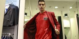 Koszykarze polskiego klubu zostali modelami ZDJĘCIA
