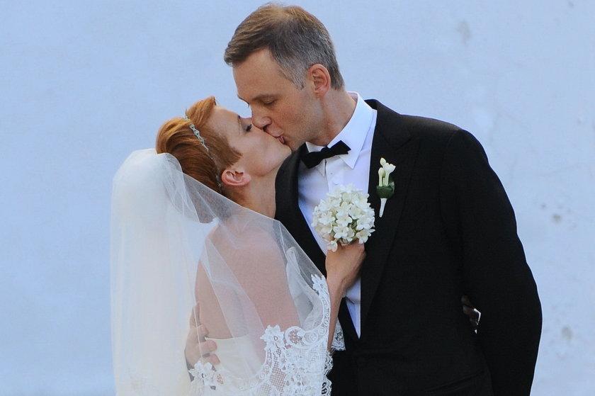 Ślub Katarzyny Zielińskiej