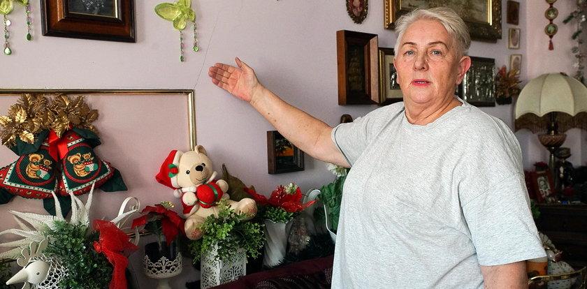 Mieszkańcy Biskupiej Górki: Nasza kamienica pęka w szwach!